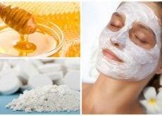 How to Make An Aspirin-Honey Face Mask