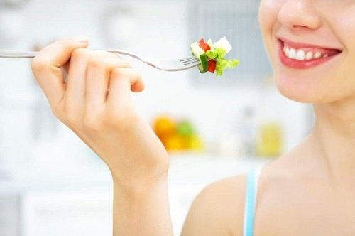 Hiusten kasvu ja ruokavalio
