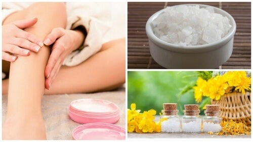 Make Magnesium Oil to Soothe Leg Pain