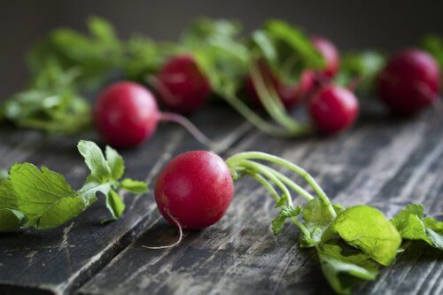 radish benefits
