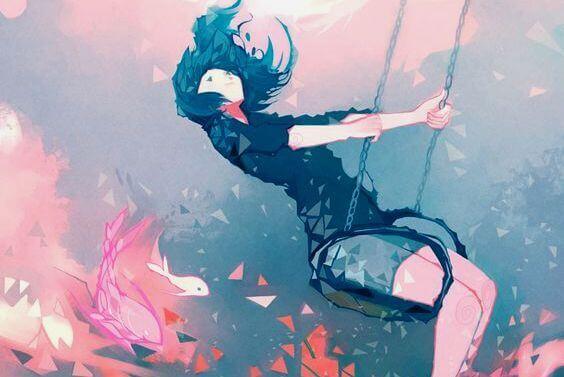 woman-swinging