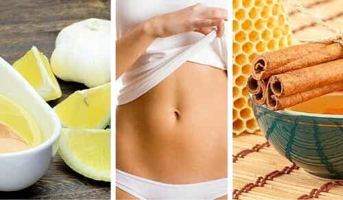 5 Natural Remedies to Get a Flatter Stomach