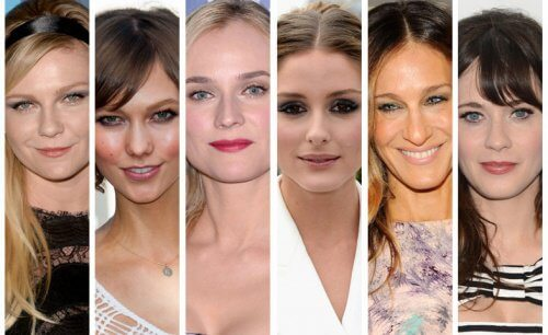The Best Hairstyle for Each Face Shape