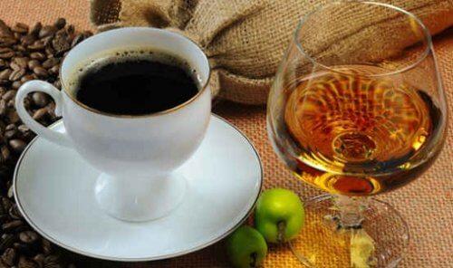 Kahvi ja alkoholi