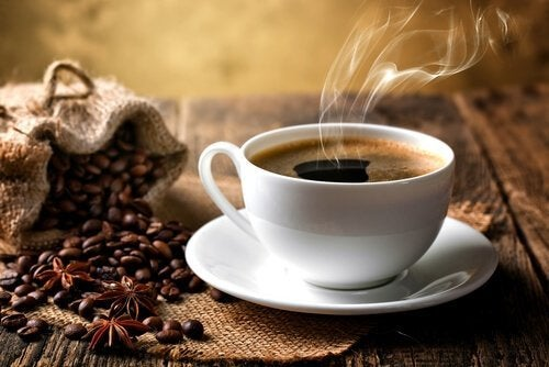 A cup of coffe to help improve liver health