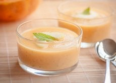 Lose Weight with Cold Melon Soups