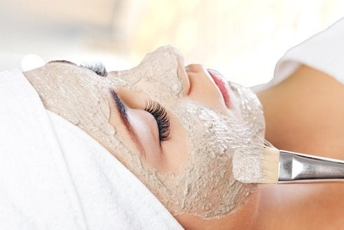 facial mask to eliminate dark spots