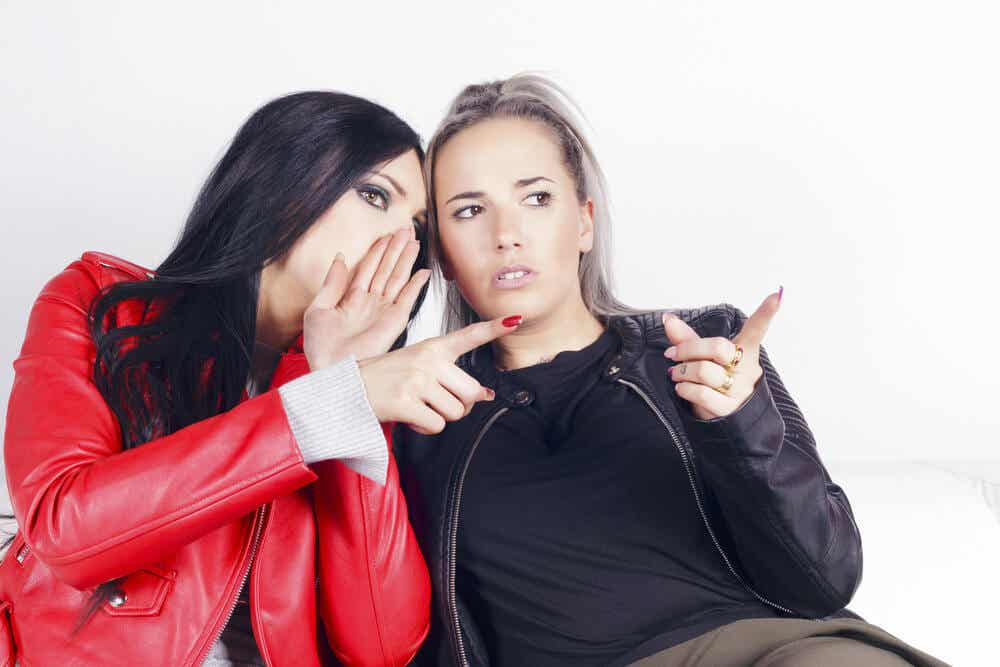 Gossipers: negative people to avoid.