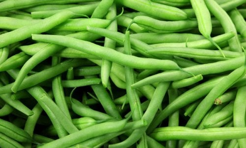 Green beans help lose tummy fat high in calories