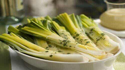 5 Reasons to Eat Leeks with Your Dinner