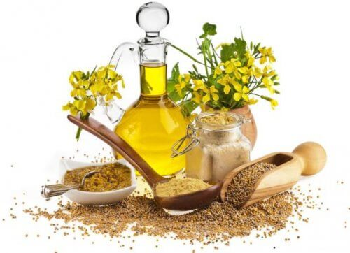 Mustard oil is one of our earwax remedies.
