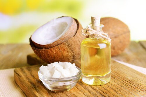 Coconut oil is one of our earwax remedies.