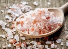 Stop Migraines with Pink Himalayan Salt
