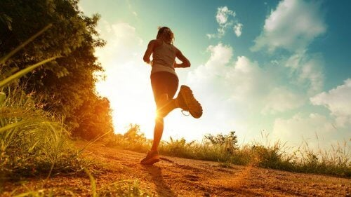 Running Helps You Fight Negative Emotions
