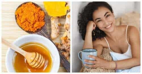 Stimulate Your Brain Function with Turmeric, Honey, and Cinnamon