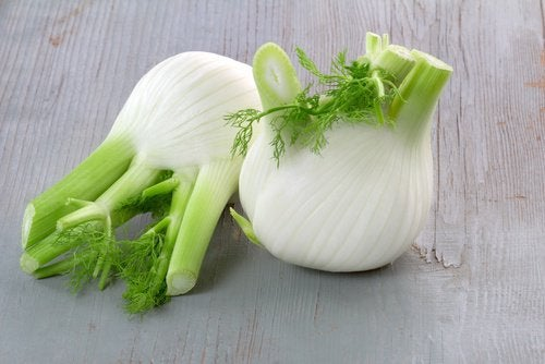 Fennel is a good food to eat when you have heartburn