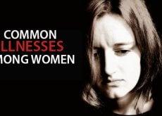 common illnesses in women