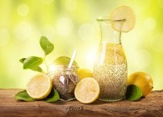 Quick Weight Loss Using Lemon, Ginger, and Chia Seeds