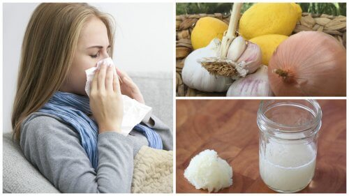 Use Onion to Help Treat Cough, Allergies, or Flu