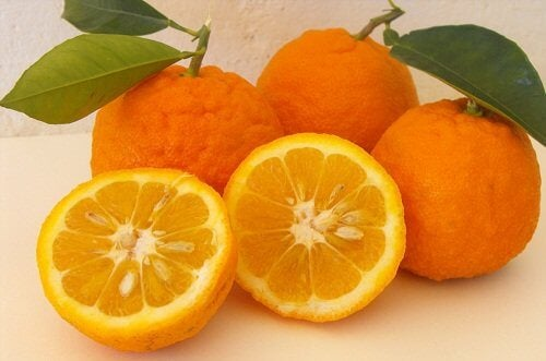Hapanappelsiinit