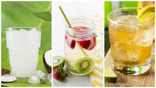 Cleanse Your Body and Lose Weight with These Five Detox Waters