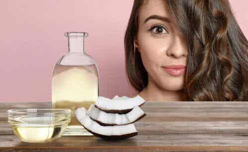 How Coconut Oil May Reduce the Risk of Grays and Hair Loss