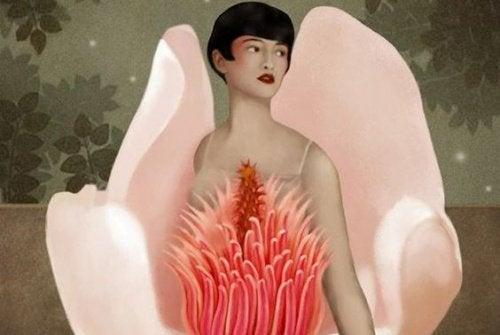 woman-flower-500x335