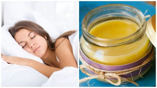 How to Make a Homemade Ointment that May Help You Sleep Better