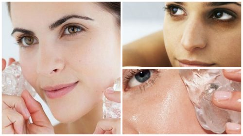 7 Benefits of Applying Ice to Your Skin