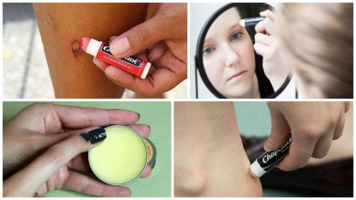 10 Great Alternative Uses of Lip Balm