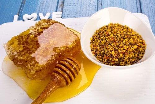 꿀의 효능
