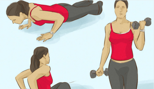 3 Exercises for Strengthening Arm Muscles