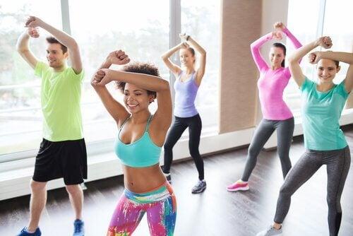 have fun while you dance!