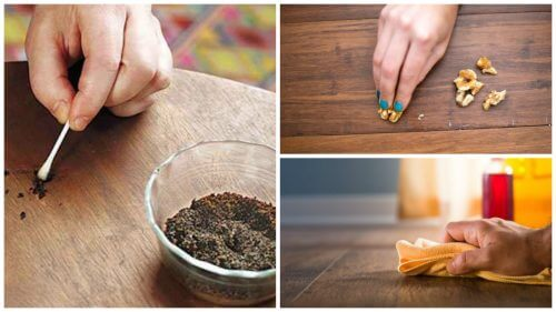 8 Tricks to Get Rid of Scratches on Wooden Furniture