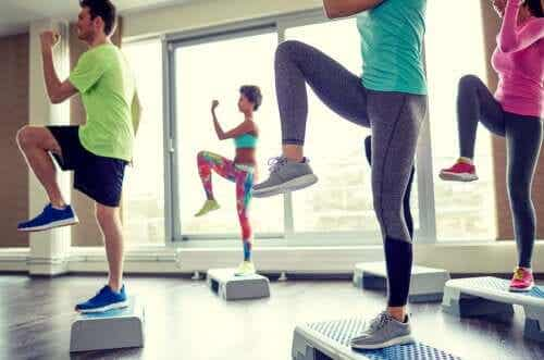 The Five Best Fat Burning Aerobic Exercises