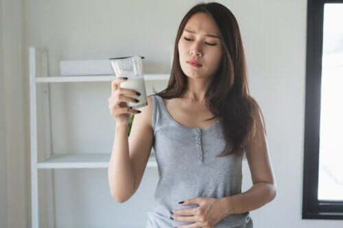 Little Known Symptoms of Lactose Intolerance
