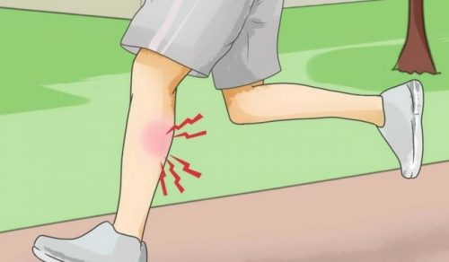 A Cramp? This Is What You Should Do to Get Rid of It