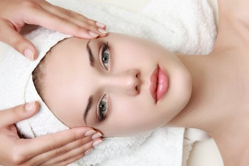 Revitalize your face with a self massage.