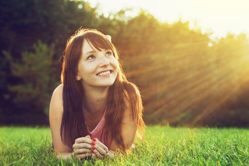 Being optimistic can help strengthen the immune system.