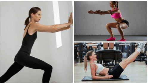 6 Ways to Strengthen your Body without Using Machines or Weights