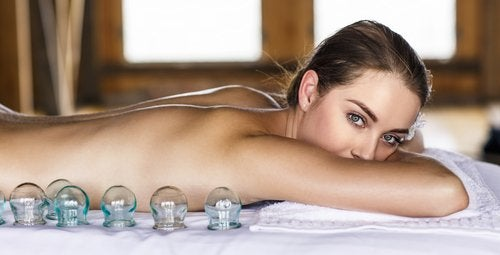Revitalize your face with cupping.