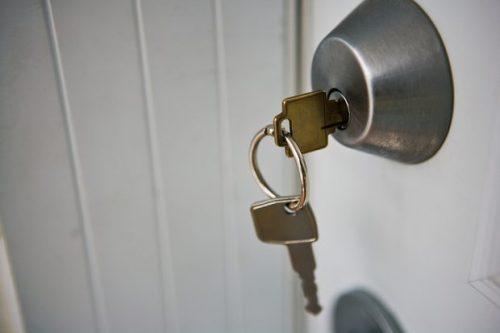 muista desinfioida avaimet
