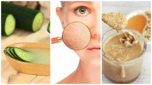 Help Shrink Your Pores with These 5 Natural Remedies