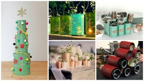 19 Creative Ways to Recycle Cans