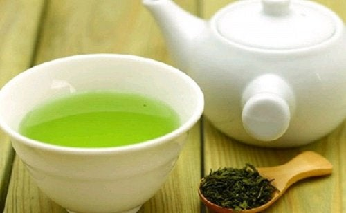 green tea for your liver and pancreas
