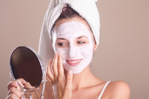 Skin care for skin during menopause