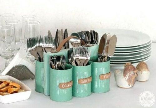 silverware-holder