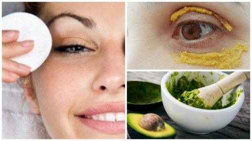 Dark Eye Circles: Natural Secrets to Remove Them