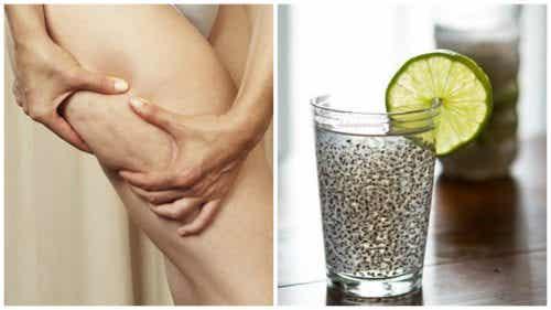 Medicinal Flaxseed Drink to Improve Skin Health