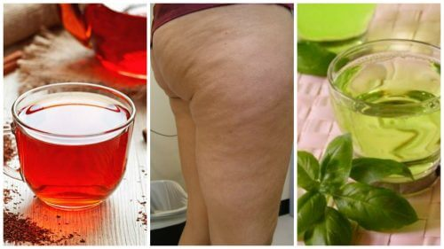 6 Herbal Drinks to Fight Cellulite